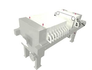 嵌入式厢式压滤机