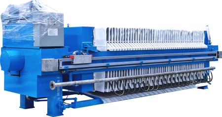 1250型隔膜压滤机