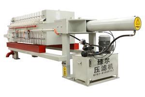 800型高效快速(快开式)压滤机