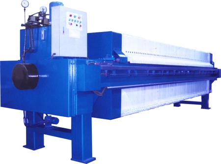 1600型环保厢式压滤机
